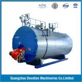 Газ ASME 2 Ton/Hr, масло, двойной боилер пара топлива с европейской горелкой