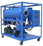 Macchina di depurazione di olio della turbina per disidratazione