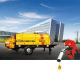 Sany Hbt6006A-5 70m&sup3 ; Pompe concrète électrique de remorque de /H
