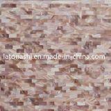 Diseños del azulejo del cuarto de baño del mármol del mosaico del shell