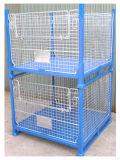 Hochleistungsmetallzusammenklappbares Ladeplatten-Stahlgestell