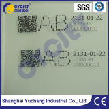 印刷のバーコードのためのCycjet Alt390のインクジェット焼付装置機械
