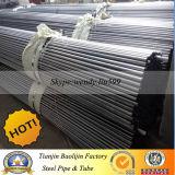Tubi a spirale d'acciaio neri di spirale Pipes/Q235B del acciaio al carbonio della vernice GB/T Q235B del rivestimento di Tianjin SSAW