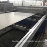 De plastic Goedgekeurde Lijn van de Uitdrijving van de Raad van het Schuim van pvc met ISO9001