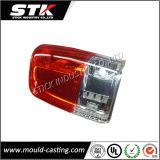 Producto plástico del moldeo por inyección, pantalla del coche/cubierta de la lámpara para el funcionamiento automotor