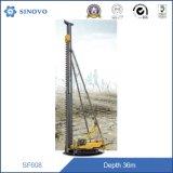 Equipamento Eletro-Hydraulic da condução de pilha da trilha de SF608 SF708 SF808