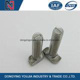 Fornecedor de fixação de China parafusado com cabeça de zinco