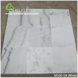 FloorまたはWall Claddingのための中国Popular White Marble M500 Gx White Polished Marble Tile