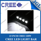 "CREE DEL Driving Light Bar, 120W DEL Work Lamp, Truck Work Light Bar, Offroad Bar Light DEL, Waterproof Lighting Bar 12V/24V de nouveaux 23 "" Single Row"