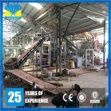 Machine de fabrication de brique concrète automatique hydraulique de la machine à paver Qt15
