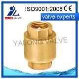 Clapet anti-retour vertical en laiton (cheminée en plastique) (YL404)