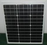 módulo Monocrystalline do picovolt do painel solar de 18V 45W 50W com o Ce aprovado