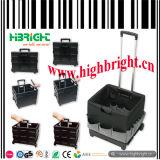 Тележка Hdpp пластичная складывая квадратная с мешком инструмента полиэфира