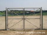 Zaun-Panel/Hürde-Gatter/Tür mit dem Schleifen-temporären Fechten