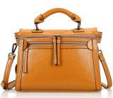 La Chine a personnalisé le sac de la femme de mode de sac à main chaud de cuir/cuir véritable de mode
