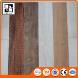 Il legno disponibile di piccola quantità dei campioni liberi gradice la pavimentazione delle mattonelle del vinile