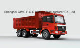 Foton Auman Tx 6X4 Dump Truck con Commins Engine