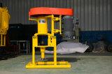 Dispositivo de condução à terra vertical da bomba de parafuso do metano da camada de carvão