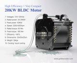 Высокая эффективность, набор преобразования электрического автомобиля мотора 20kw EV, электрический забортный двигатель с сертификатом Ce