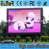 2015 Good Price Double Column P20 Advertising LED Video Wall