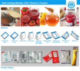 Kleine Quetschkissen-Honig-Verpackungsmaschine der Pasten-J320