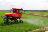 水および大豆の農地のために吹きかかるAidiのブランド4WD Hstのディーゼル機関のAgicultural機械