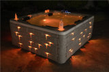 Large Outdoor SPA met LED Colorful (Athena)