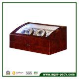 De fábrica do preço caixa 2017 de relógio de madeira marcada