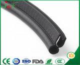 Bande en caoutchouc de joint d'extrusion de silicones de la Chine EPDM/PVC/
