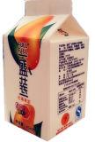 Püree-dreieckiger Karton der Mangofrucht-454G mit Schutzkappe