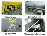 Hydraulischer Schwingen-Träger-scherende Maschine/Blech-scherende Maschine/aufbereitende Maschine