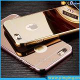 Geval van de Telefoon van het Metaal van de spiegel het Mobiele voor iPhone 6/6s/6plus/6s plus