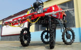 Aidiのブランド4WD Hst水田および農場のための自動推進エンジン力ブームのスプレーヤー