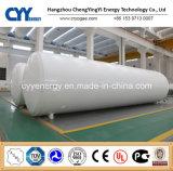 5~200m3 de Tank van de Opslag van het Water van LPG van het LNG van de Kooldioxide van het Argon van de Stikstof van de vloeibare Zuurstof