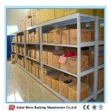 Cremalheira leve de aço do armazenamento do dever de Boltless de 5 séries do fornecedor dourado de China