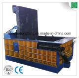 鉄スクラップのアルミニウム鋼鉄リサイクルのための金属の梱包機