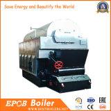 Boiler van de Rooster van het hout en van de Steenkool de Reizende voor TextielIndustrie