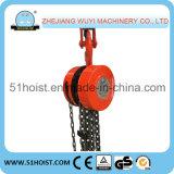 HS blocchetto Chain rotondo di sollevamento della gru Chain da 5 tonnellate