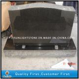 Disponível projetar marcadores pretos de /Tombstone do monumento da pedra do granito