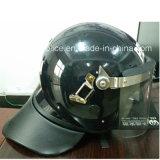 反暴動のヘルメットか暴動取り締まりのPolice&Militaryのヘルメットは警察および軍隊のために製造する