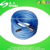 Flexibler Belüftung-Spray-umsponnener Schlauch, Belüftung-gewundener Schlauch, Belüftung-Absaugung-Schlauch