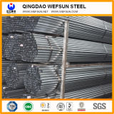 Q235/Q345 50mm heraus Durchmesser Vor-Galvanisiertes rundes Stahlrohr