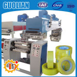 Gl-500d goldenes Lieferanten-Zellophan-Klebstreifen, der Maschine herstellt