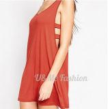 高品質の特大方法女性のためのセクシーで緩い適合の服