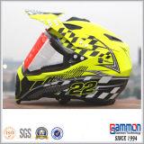 Холодный шлем мотоцикла гонщика скорости (CR401)