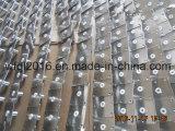 Base della piattaforma della sede dell'acciaio inossidabile con rivestimento dello specchio