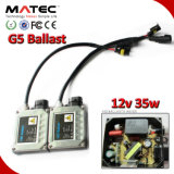 Guangzhou Matec Colorful HID Bulb 24V 35W 6000k H1 H3 H4 H7 880/881 HID Car Lights