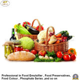 Fosfato Disodium do aditivo de alimento, DSP 98%Min, CAS: Dihydrate Monobasic do fosfato 7558-79-4/Sodium