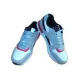 Zapatos baratos del deporte de las existencias de la fábrica para los hombres (YHS017)