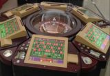 Elektronische Casino Roulette Wheel Tables mit Touch Screen für Sale